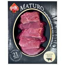 PIK Maturo Counrty Style steak