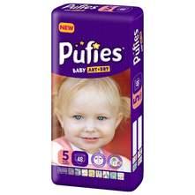 Pufies Baby Art Dry Pelene, veličina 5 (Junior) 11-20 kg 48/1