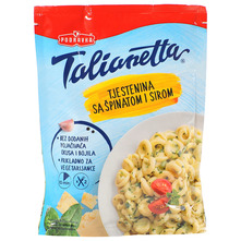 Talianetta Tjestenina sa špinatom i sirom 155 g