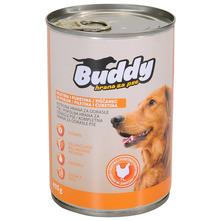 Buddy Hrana za pse piletina, puretina 405 g