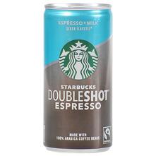 Starbucks Doubleshot Espresso kava bez dodanog šećera 200 ml