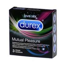 Durex Mutual Pleasure prezervativi 3/1