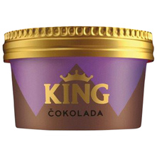 King Sladoled čokolada 120 ml