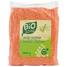 Bio Zone Leća crvena 500 g