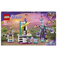 Lego Friends Magični vrtuljak i tobogan