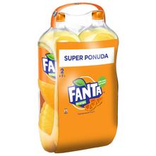 Fanta Orange 2x2 l