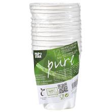 Papstar Pure Papirnate čaše 0,2 l 12/1