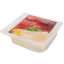 K Plus Edamer Polutvrdi sir 300 g