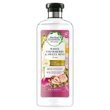 Herbal Essences Šampon white strawberry&sweet mint 400 ml
