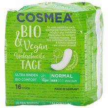 Cosmea Bio & Vegan Higijenski ulošci ultra normal 16/1