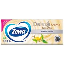 Zewa Deluxe Papirnate maramice spirit of tea 3 sloja 10/1