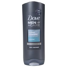 Dove Men Care Clean Comfort Gel za tuširanje 250 ml