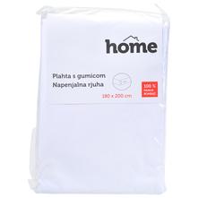Home Plahta s gumicom 180x200 cm