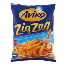 Aviko Zig Zag pomfrit 750 g