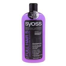 Syoss Full Hair 5 šampon 500 ml
