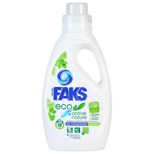 Faks Eco Deterdžent active nature 900 ml=18 pranja