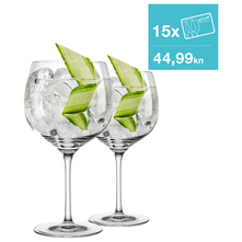 Vivo Čaše za gin tonik 680 ml 2/1
