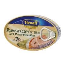 Jean Henaff pačja pašteta s maslinama 115 g