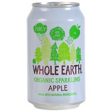 Whole Earth Sok gazirani jabuka 330 ml