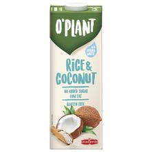O'plant Napitak od riže i kokosa bez dodanog šećera