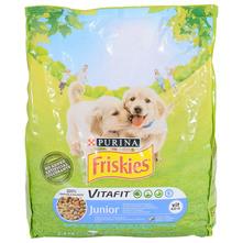 Friskies Vitafit Junior Hrana za pse piletina, povrće 2,4 kg