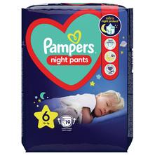 Pampers Night Pants Pelene-gaćice, veličina 6 (15+ kg) 19/1