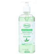 Biser Antibacterial Tekući sapun aloe vera 500 ml