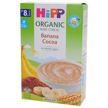 Hipp Organic Žitna kašica žitarice i banana s kakaom 200 g