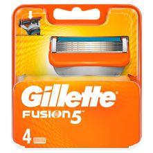 Gillette Fusion zamjenske britvice 4/1