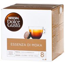 Nescafe Dolce Gusto Essenza di Moka kava, 16 kapsula, 144 g