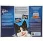 Felix Fantastic Hrana za mačke tuna, losos, bakalar, riba list 12x100 g