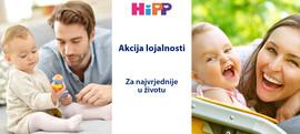HiPP - za najvrednije u životu