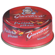 Gavrilović Pašteta pikant 100 g