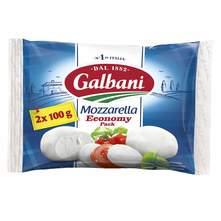 Galbani Mozzarella Meki punomasni sir 2x100 g