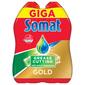 Somat Gold Gel grease cutting 2x990 ml