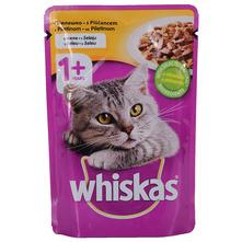 Whiskas Hrana za mačke piletina u želeu 100 g