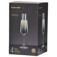 Maison Forine Marta Čaše za šampanjac 205 ml 4/1
