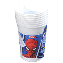 Marvel Spiderman Plastične čaše 1,8/2 dc 8/1