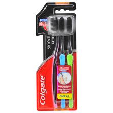 Colgate Slim Soft Active Četkice za zube razne boje 3/1