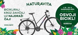 Bicikliraj kroz zavičaj uz najdraži čaj