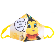 Zumić Njezino Medočanstvo Dječja maska za lice pamučna