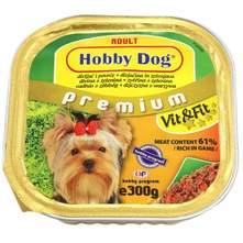 Hobby Dog Premium Hrana za pse divljač, povrće 300 g