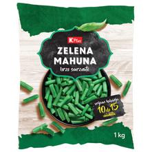 K Plus Zelena mahuna 1 kg