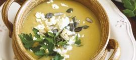 Krem juha od slanutka