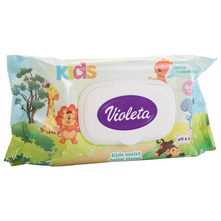 Violeta Kids Vlažni toaletni papir 60/1