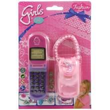 Komplet mobilnog telefona igračka