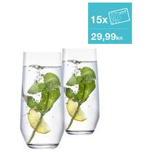 Vivo Čaše za vodu i sok 390 ml 2/1