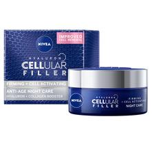 Nivea Hyaluron Cellular Filler+Firming Noćna krema SPF 15 50 ml