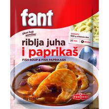 Fant Riblja juha i paprikaš 60 g