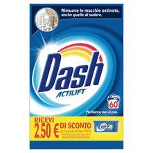 Dash Actilift Deterdžent 3,9 kg=60 pranja